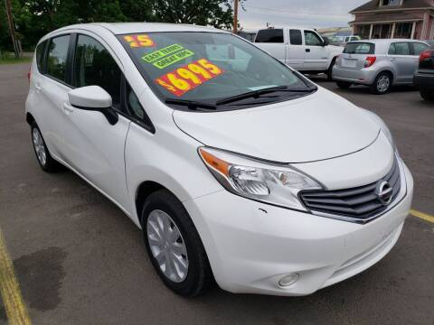 2015 Nissan Versa Note for sale at Low Price Auto and Truck Sales, LLC in Salem OR
