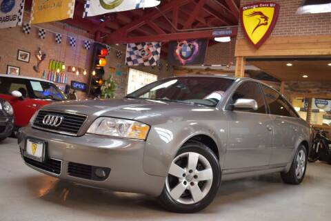 2002 Audi A6 for sale at Chicago Cars US in Summit IL