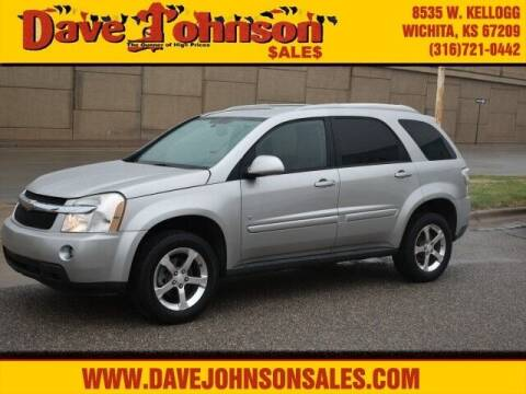 2007 Chevrolet Equinox for sale at Dave Johnson Sales in Wichita KS