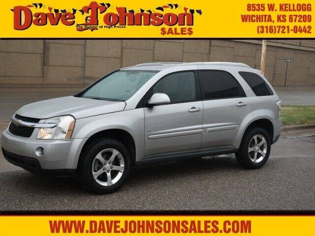 2007 Chevrolet Equinox for sale at Dave Johnson Sales in Wichita KS