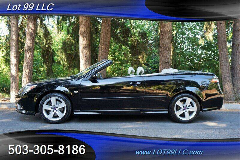 2011 Saab 9-3 for sale at LOT 99 LLC in Milwaukie OR