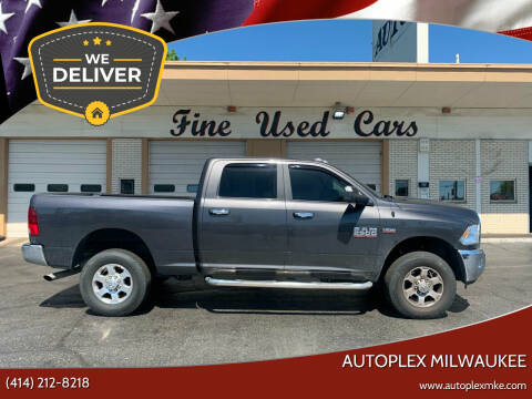 2017 RAM Ram Pickup 2500 for sale at Autoplex 2 in Milwaukee WI