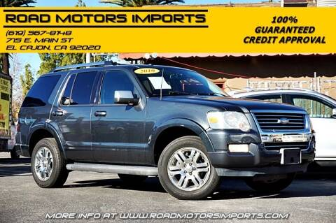 2010 Ford Explorer for sale at Road Motors Imports in El Cajon CA