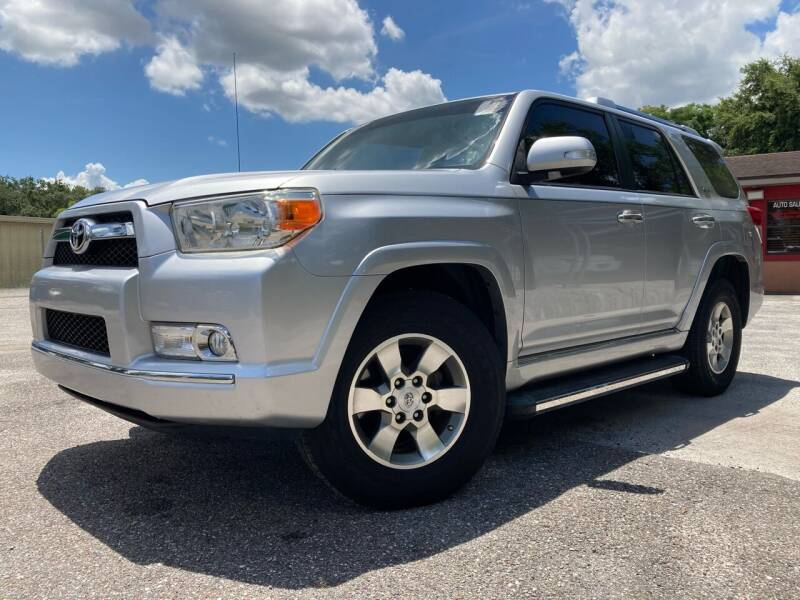 2011 Toyota 4Runner for sale at Auto Liquidators of Tampa in Tampa FL