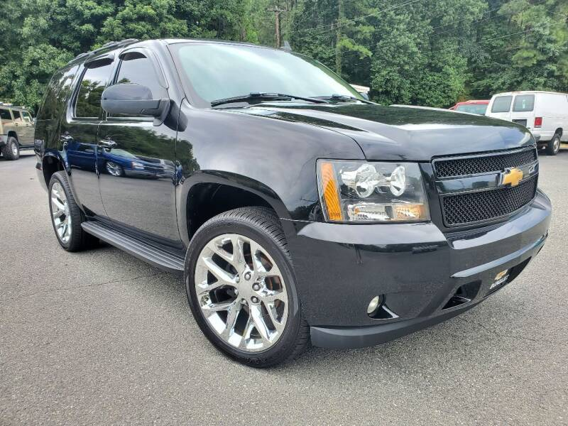 2007 Chevrolet Tahoe for sale at Brown's Used Auto in Belmont NC