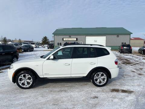 2010 BMW X3 for sale at Car Guys Autos in Tea SD