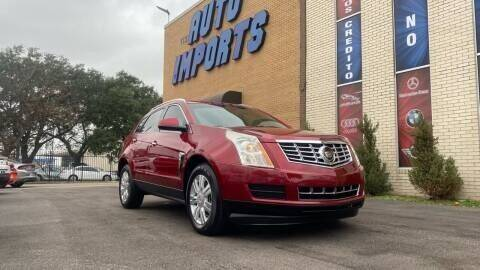 2016 Cadillac SRX for sale at Auto Imports in Houston TX