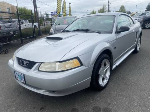 2000 Ford Mustang for sale at Salem Motorsports in Salem OR