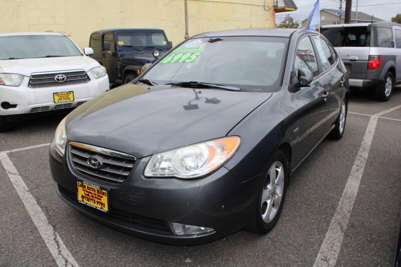 2007 Hyundai Elantra for sale at Lodi Auto Mart in Lodi NJ
