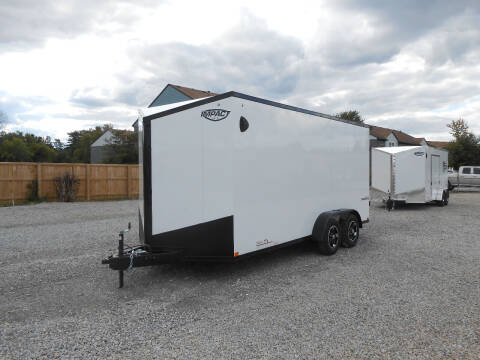 2021 Impact Shockwave 7x16 for sale at Jerry Moody Auto Mart - Trailers in Jeffersontown KY