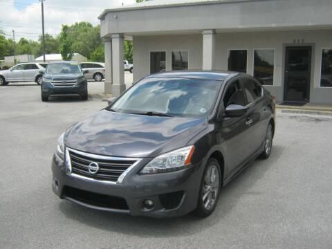 2013 Nissan Sentra for sale at Premier Motor Co in Springdale AR