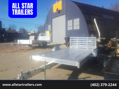 2021 FLOE VERSAMAX UT 12.5-79 for sale at ALL STAR TRAILERS Utilities in , NE