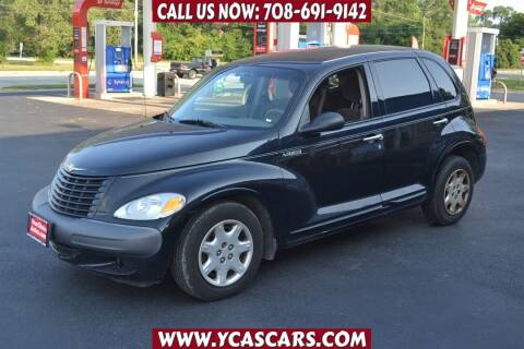 2001 Chrysler PT Cruiser for sale at Your Choice Autos - Crestwood in Crestwood IL