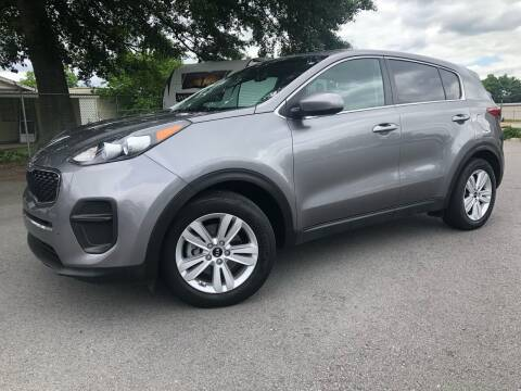2017 Kia Sportage for sale at Callahan Motor Co. in Benton AR