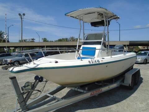 1996 Century Boat 1900 19ft Boat for sale at New Gen Motors in Lakeland FL