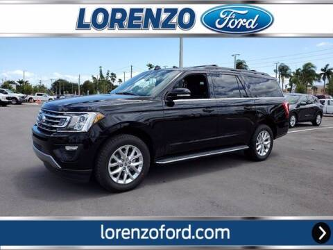 2021 Ford Expedition MAX for sale at Lorenzo Ford in Homestead FL