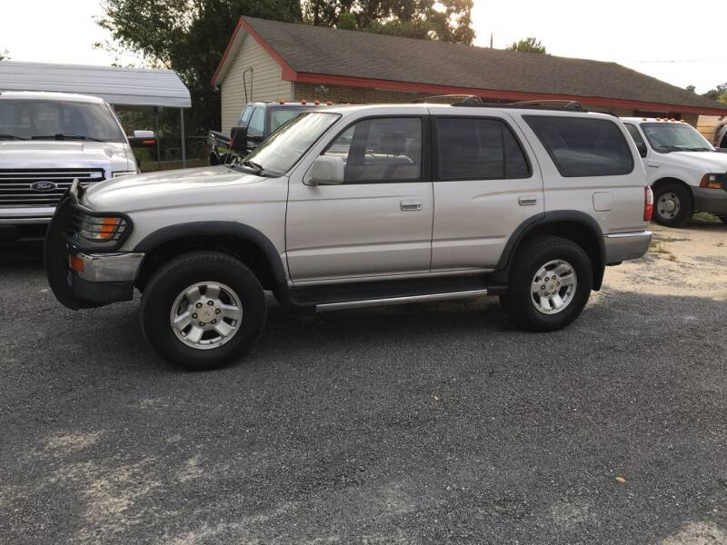 1997 Toyota 4Runner for sale at M&M Auto Sales 2 in Hartsville SC