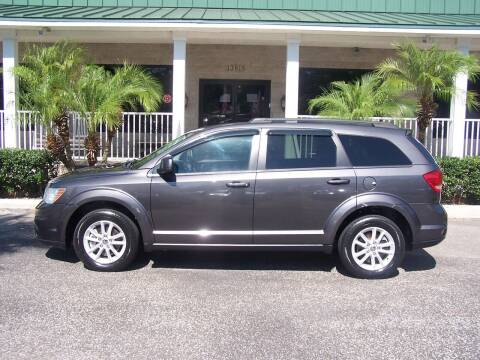 2015 Dodge Journey for sale at Thomas Auto Mart Inc in Dade City FL