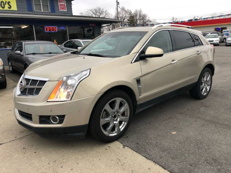 2010 Cadillac SRX for sale at Wise Investments Auto Sales in Sellersburg IN