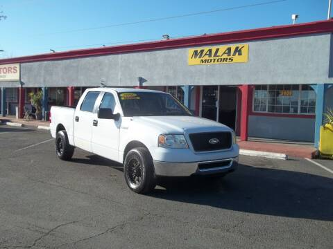 2006 Ford F-150 for sale at Atayas Motors INC #1 in Sacramento CA