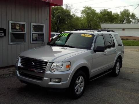 2010 Ford Explorer for sale at Midwest Auto & Truck 2 LLC in Mansfield OH