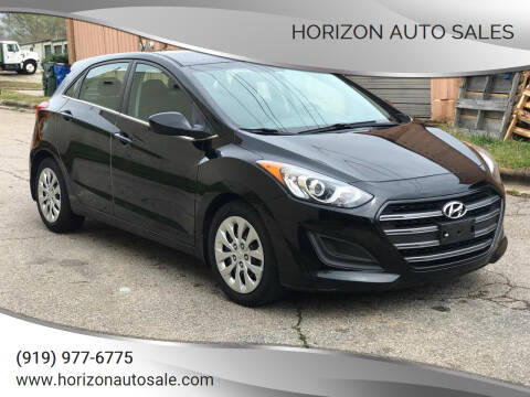 2016 Hyundai Elantra GT for sale at Horizon Auto Sales in Raleigh NC
