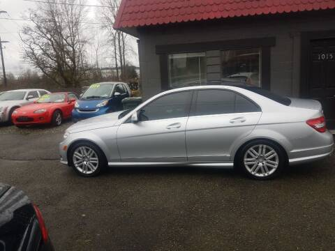 2008 Mercedes-Benz C-Class for sale at Bonney Lake Used Cars in Puyallup WA