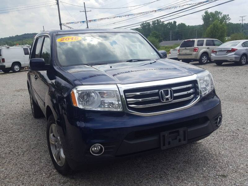 2015 Honda Pilot for sale at Jack Cooney's Auto Sales in Erie PA