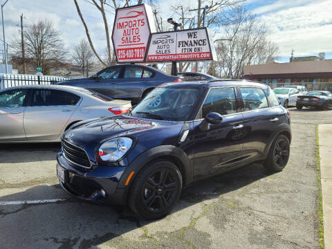 2016 MINI Countryman for sale at Imports Auto Sales & Service in San Leandro CA