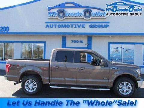 2017 Ford F-150 for sale at The Wholesale Outlet in Blackwood NJ