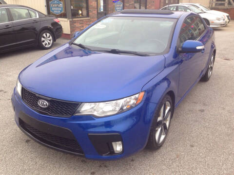 2010 Kia Forte Koup for sale at MR Auto Sales Inc. in Eastlake OH