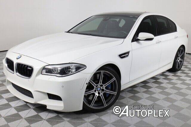 2015 BMW M5 for sale in Lewisville, TX