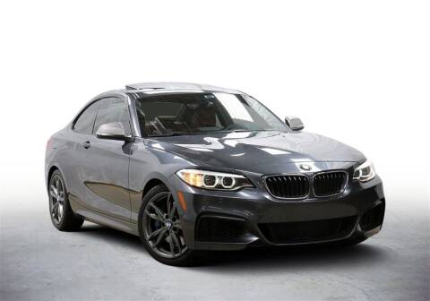 2015 BMW 2 Series for sale at CONTINENTAL AUTO SPORTS in Hinsdale IL
