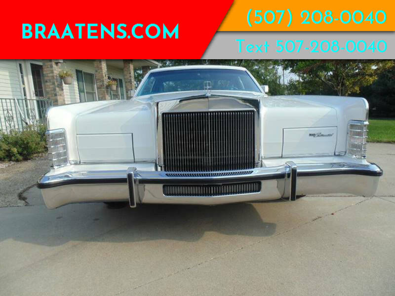 1979 Lincoln Town Car for sale in Rochester, MN