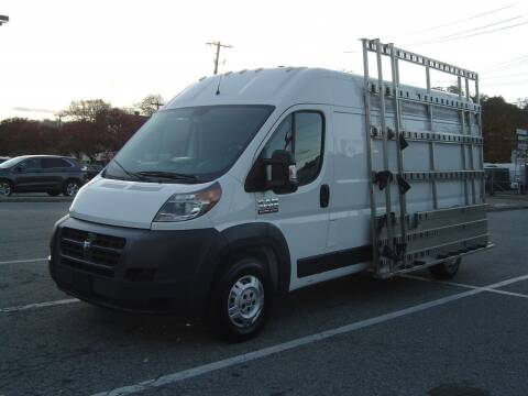 2014 RAM ProMaster Cargo for sale at Reliable Car-N-Care in Staten Island NY