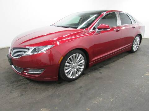 2016 Lincoln MKZ Hybrid for sale at Automotive Connection in Fairfield OH