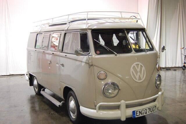 1967 Volkswagen Westfalia SO42 for sale at Classic AutoSmith in Marietta GA