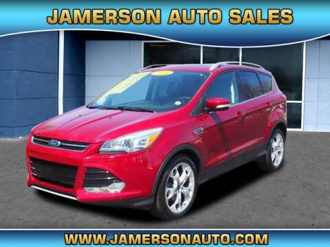 2015 Ford Escape for sale at Jamerson Auto Sales in Anderson IN