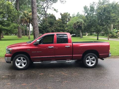 2006 Dodge Ram Pickup 1500 for sale at Import Auto Brokers Inc in Jacksonville FL