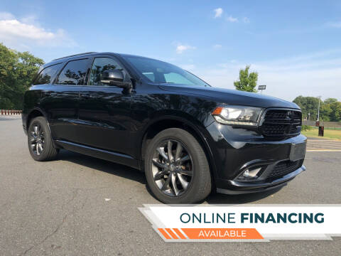 2018 Dodge Durango for sale at Lenders Auto Group in Hillside NJ