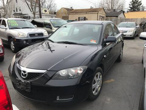 2007 Mazda MAZDA3 for sale at Chambers Auto Sales LLC in Trenton NJ