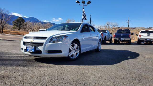 2011 Chevrolet Malibu for sale at Lakeside Auto Brokers Inc. in Colorado Springs CO