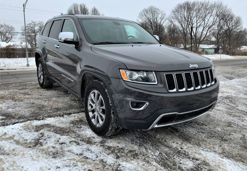 2014 Jeep Grand Cherokee for sale at InstaCar LLC in Independence MO