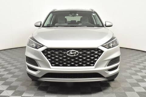 2021 Hyundai Tucson for sale at Southern Auto Solutions - Georgia Car Finder - Southern Auto Solutions-Jim Ellis Hyundai in Marietta GA