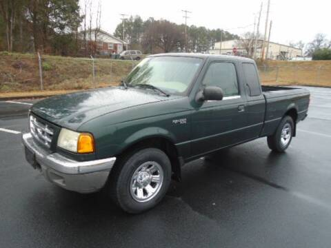 2002 Ford Ranger for sale at Atlanta Auto Max in Norcross GA