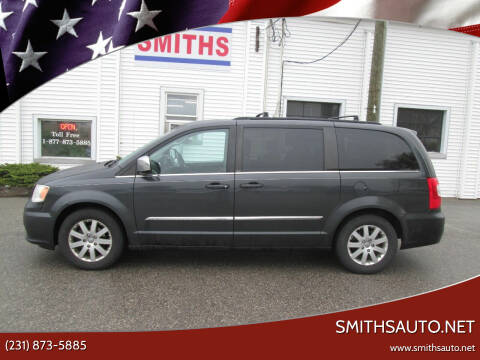 2011 Chrysler Town and Country for sale at SmithsAuto.net in Hart MI