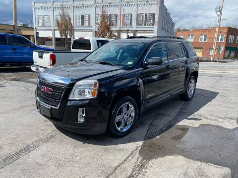 2013 GMC Terrain for sale at East Main Rides in Marion VA