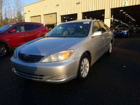2002 Toyota Camry for sale at Fletcher Auto Sales in Augusta GA