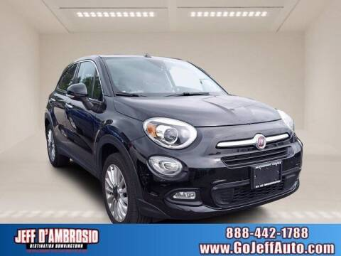 2016 FIAT 500X for sale at Jeff D'Ambrosio Auto Group in Downingtown PA