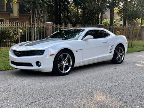 2011 Chevrolet Camaro for sale at Texas Auto Corporation in Houston TX